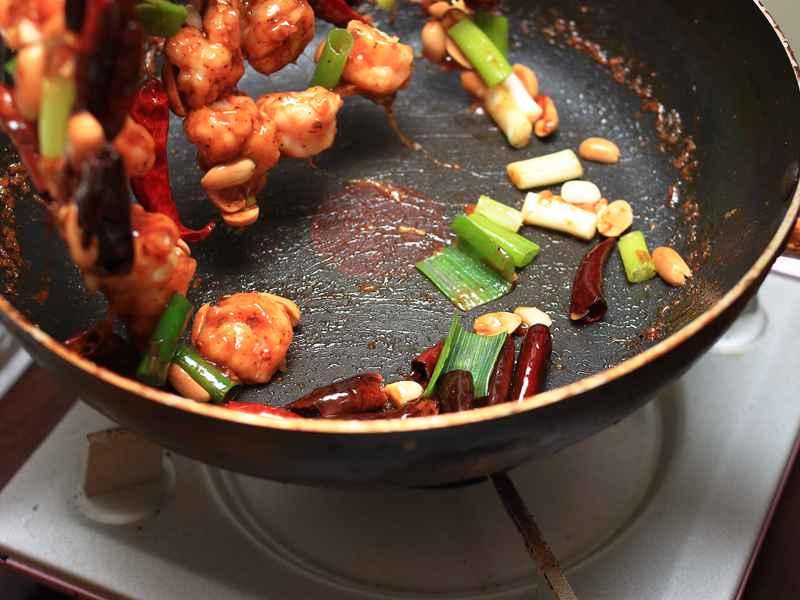 宮保蝦仁 - 在家做大廚,煮出餐廳味