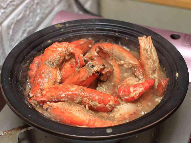 胡椒蝦 - 好吃料理在家做,三個步驟快速完成